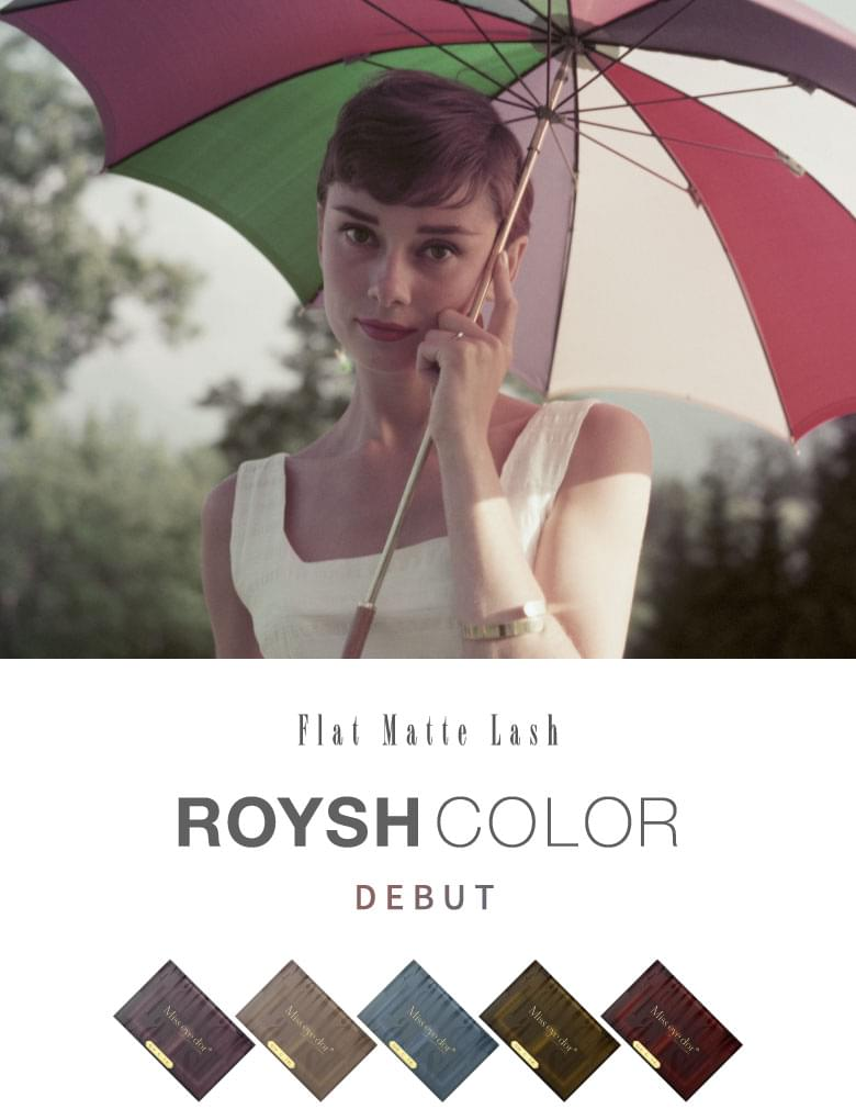 ROYSH COLOR 2020.04.30 DEBUT